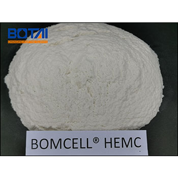 BOMCELL® HEMC- Hydroxyethyl Methyl Cellulose